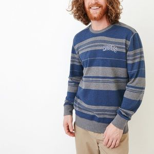 Roots Crewneck Sweater NWT
